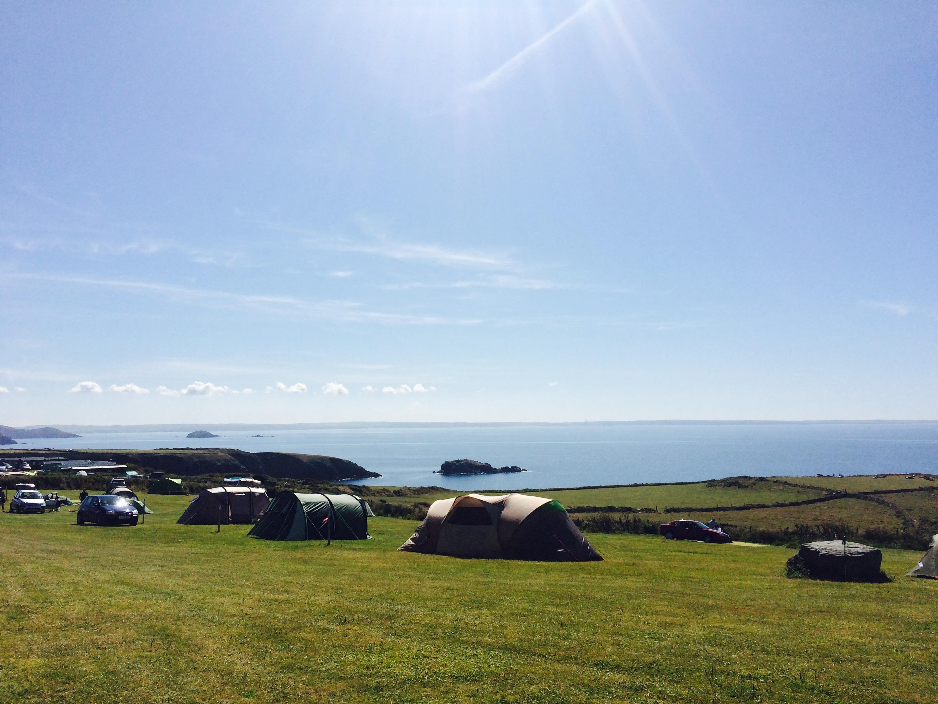 HR8-HR5, Camping fields