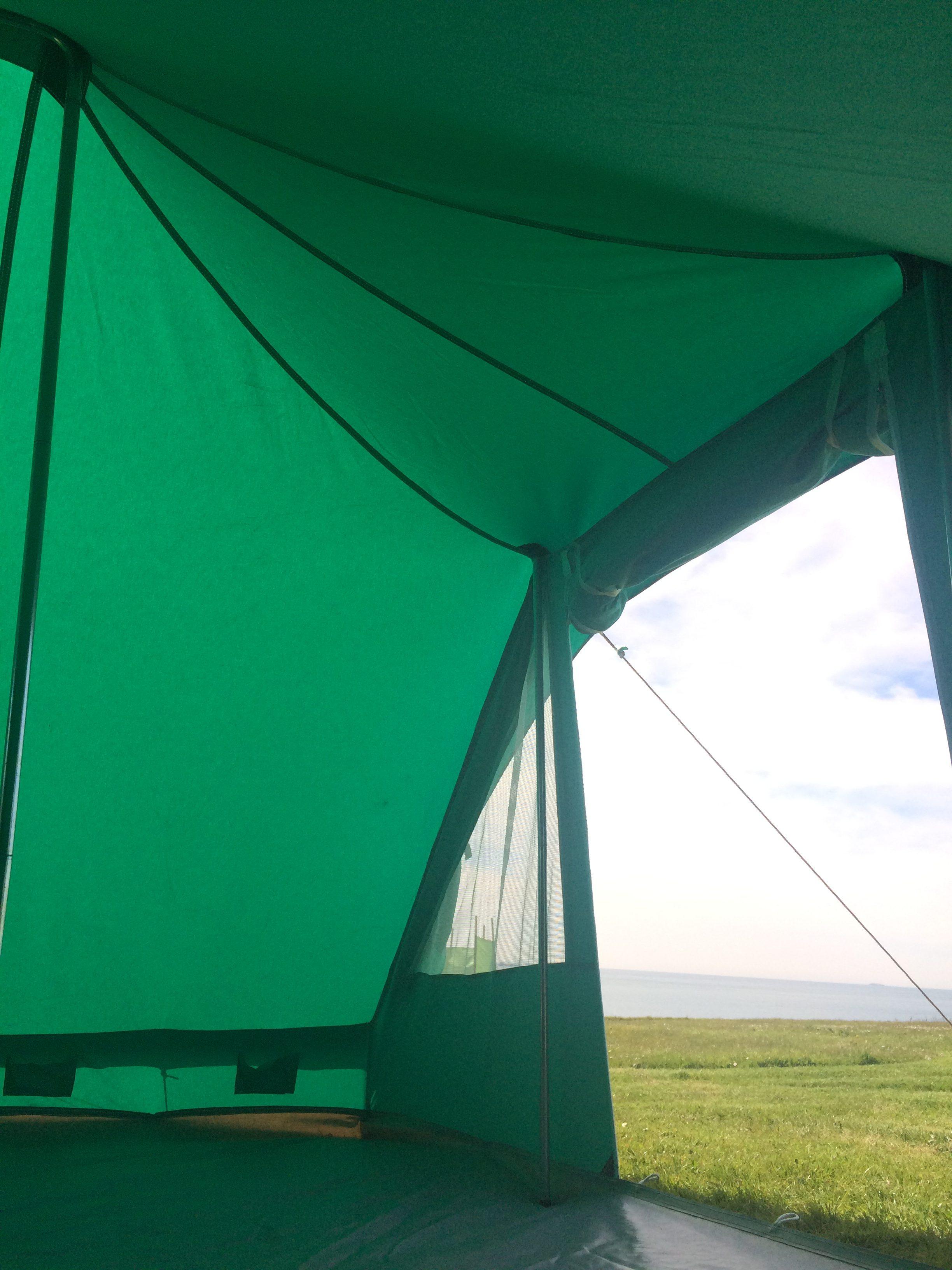 Nepal tent height