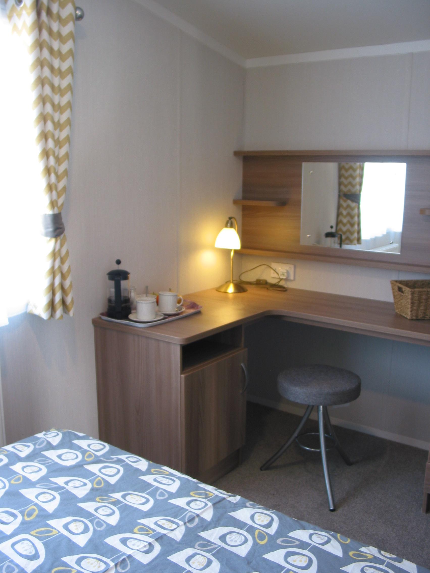 Vanity Area Main Bedroom
